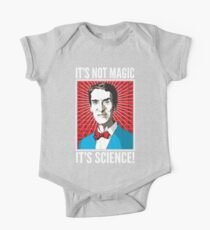 Bill Nye - It's Not Magic, It's Science One Piece - Short Sleeve