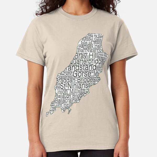TT Places Classic T-Shirt