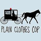 Plain Clothes Cop by Tom Burns