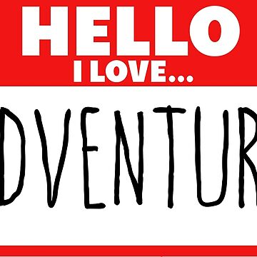 Adventure by itwasallmydream