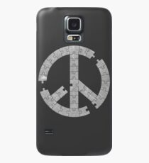 Puzzle Peace Case/Skin for Samsung Galaxy