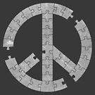Puzzle Peace by Tom Burns