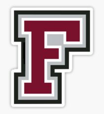 Fordham  Sticker