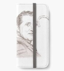Emma Peel & John Steed iPhone Wallet/Case/Skin