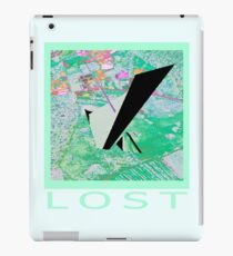 psychedelic maps iPad Case/Skin