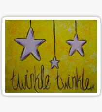 Twinkle Twinkle Sticker