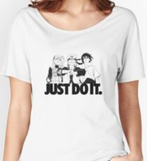 Naruto Team 7 - Just Do It.  Women's Relaxed Fit T-Shirt