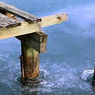 Dock to Nowhere in Ice 2017 by marybedy