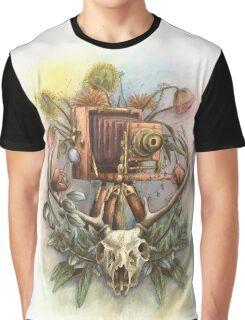 Vanitas Camera Obscura Graphic T-Shirt