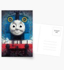 Thomas the Tank Engine Postcards