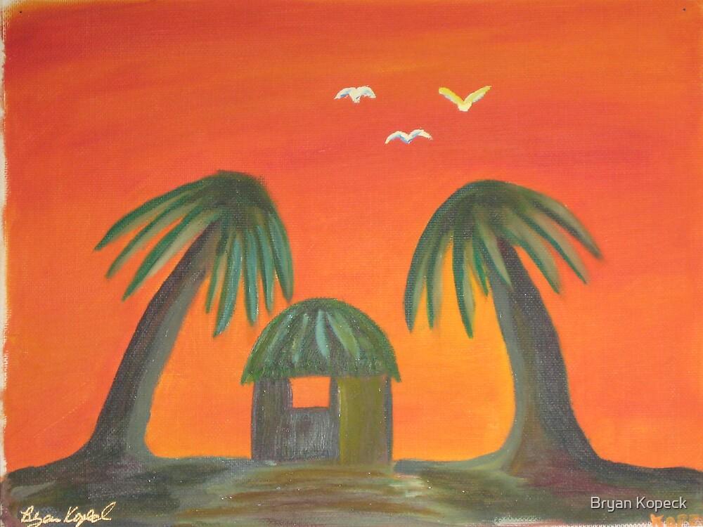 Day Hut by Bryan Kopeck