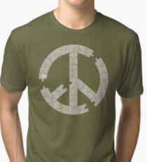 Puzzle Peace Tri-blend T-Shirt