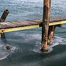 Old Dock Winter 2017 1 by marybedy