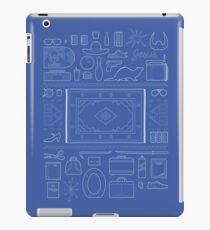 Lebowski Elements iPad Case/Skin