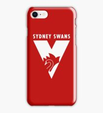 SYDNEY SWANS  iPhone Case/Skin
