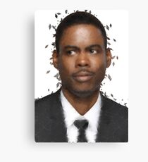 Chris Rock Canvas Print