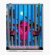 Endangered Species! iPad Case/Skin