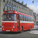 Local bus. by Mike Jeffries