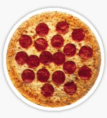 Pepperoni Pizza Sticker