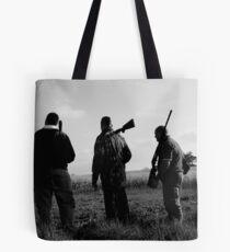 Gone Shooting Tote Bag