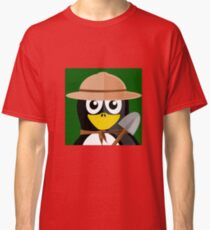 Pinguin garden  Classic T-Shirt