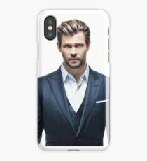 Chris Hemsworth iPhone Case/Skin