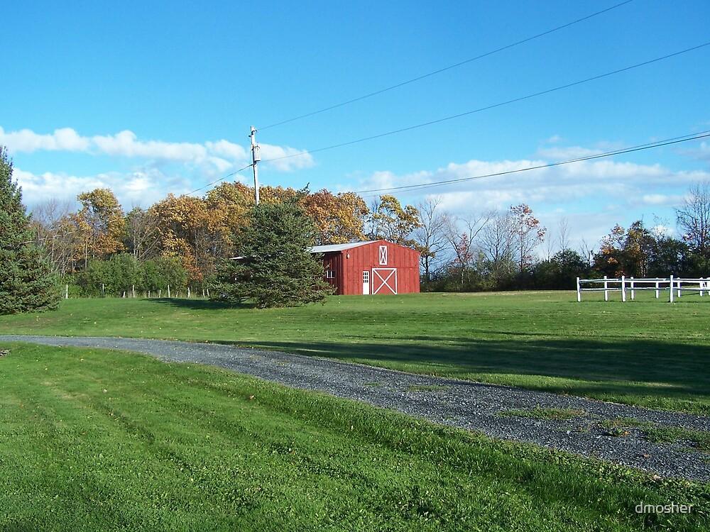 My Barn by dmosher