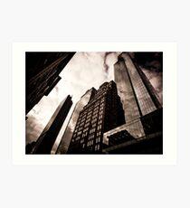 Lámina artística En las calles de Nueva York | Nueva York, Nueva York, Manhattan