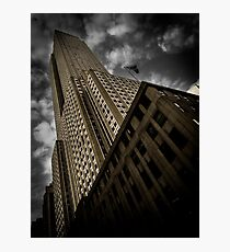 In The Streets Of New York City | NYC, New York, Manhattan, Empire State Building Photographic Print