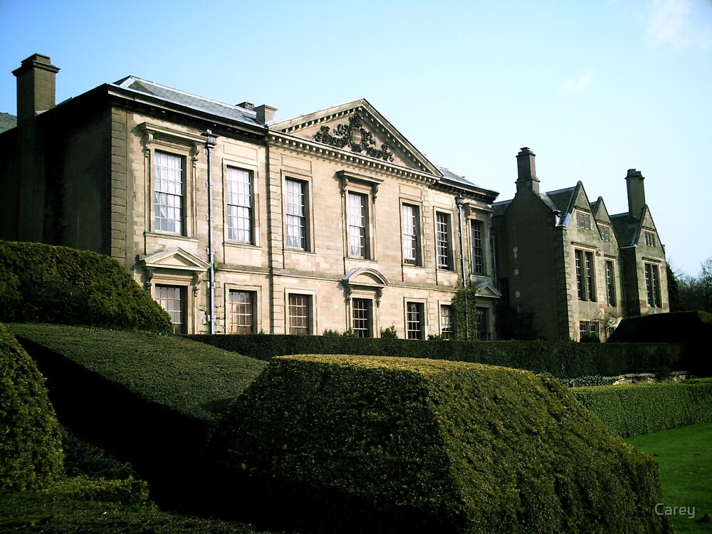 Coombe Abbey by Carey