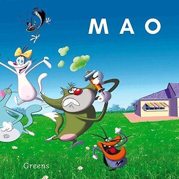 Cartoon mao  by OGadd