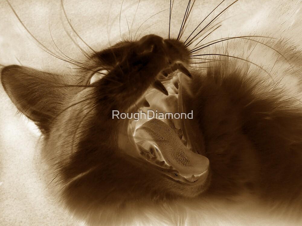 Furry Viper by RoughDiamond