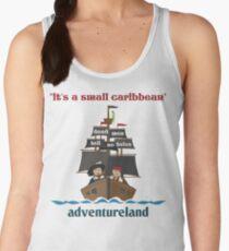 it's a small caribbean Women's Tank Top