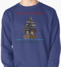 it's a small caribbean Pullover