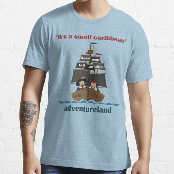 it's a small caribbean Essential T-Shirt