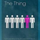 The Thing Minima by Stevie B