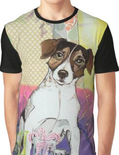 Dogs Life serie - Candy lover Graphic T-Shirt