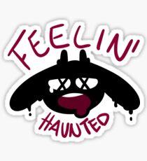 Spooky! Sticker