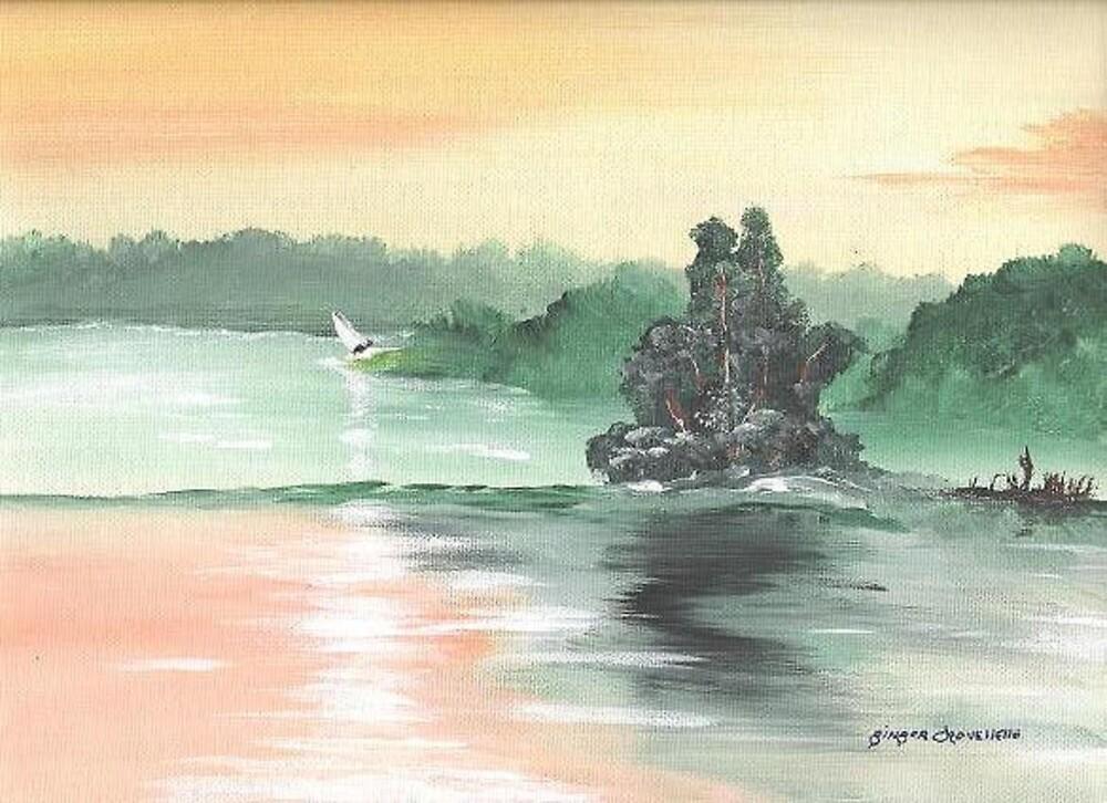 Ryder's Cove by Ginger Lovellette