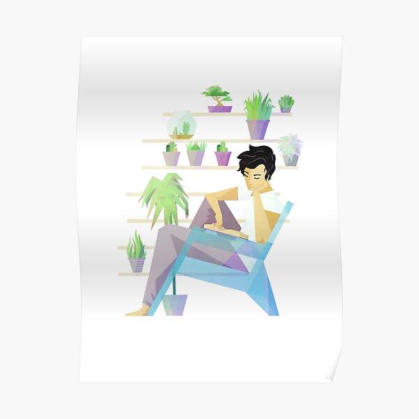 Bookworms - Horticulturist Poster
