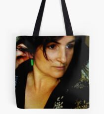 In thought about love Tote Bag