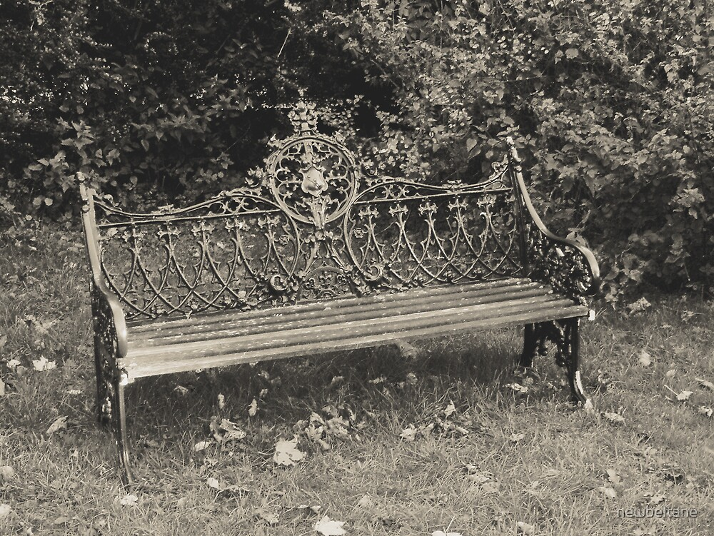 A Place to rest by newbeltane