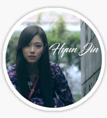 LOONA Hyun Jin Sticker