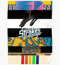 The Strokes - Albums Poster