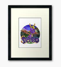 Sunrise Spring Spyro Framed Print