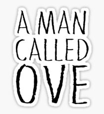 A man called Ove Sticker