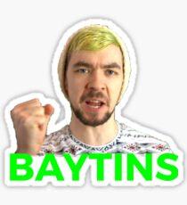 Baytins! - Jacksepticeye Sticker