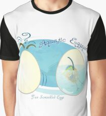 EGGscuba Diving Graphic T-Shirt