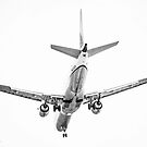 Airliner   Flushing, New York by © Sophie W. Smith