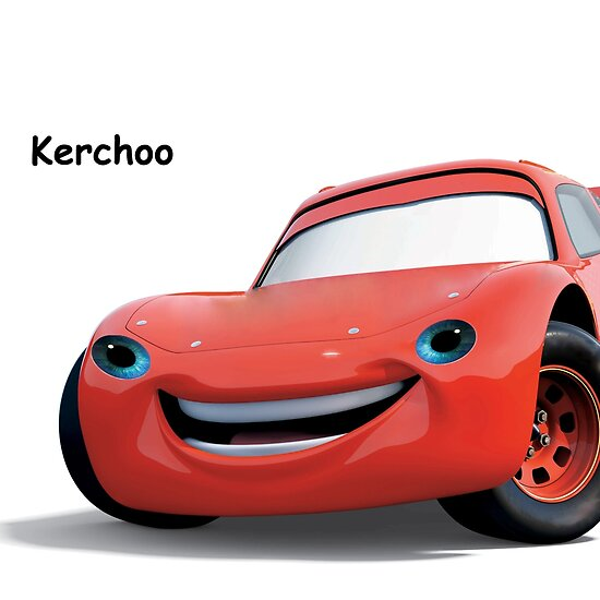 Quot Kerchoo Quot Posters By Ryantoday Redbubble